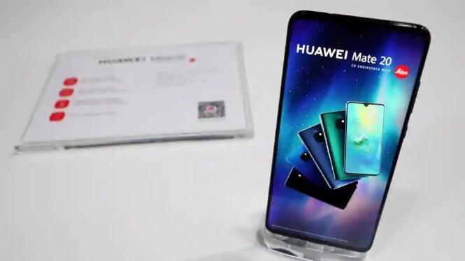 Huawei Mate 20 có thời lượng pin tốt nhất năm 2018