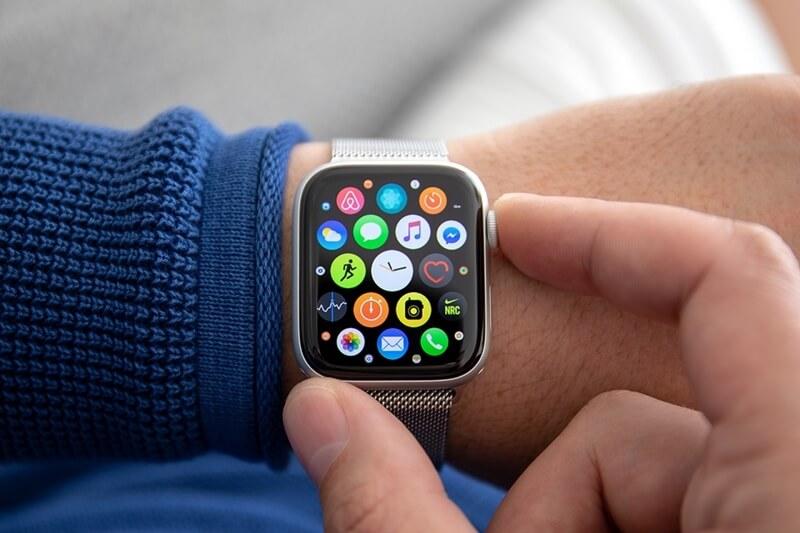 Apple trang bị Touch ID trong màn hình cho Watch series 7