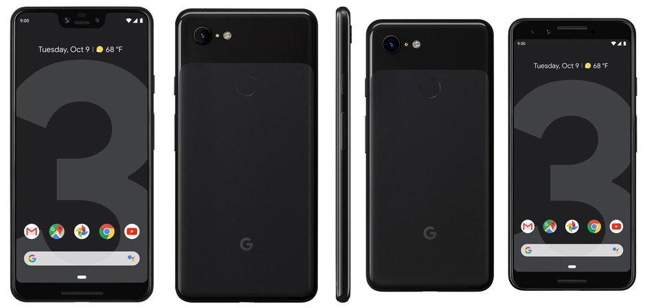 Đây là Google Pixel 3 và Pixel 3 XL ngay trước khi ra mắt