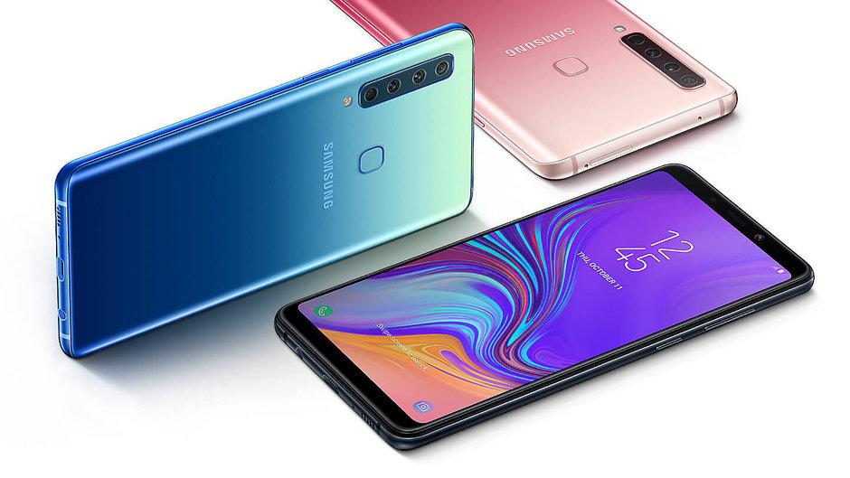 Samsung Galaxy A9 với 4 camera lộ diện