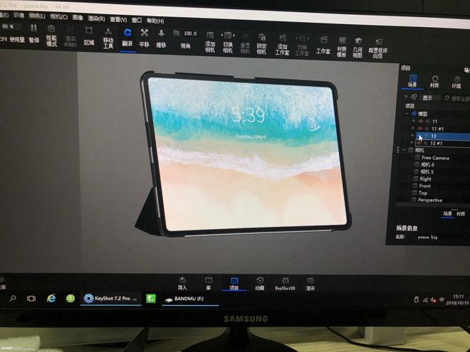 iPad Pro 2018 sẽ rất mỏng và cực kỳ đẹp