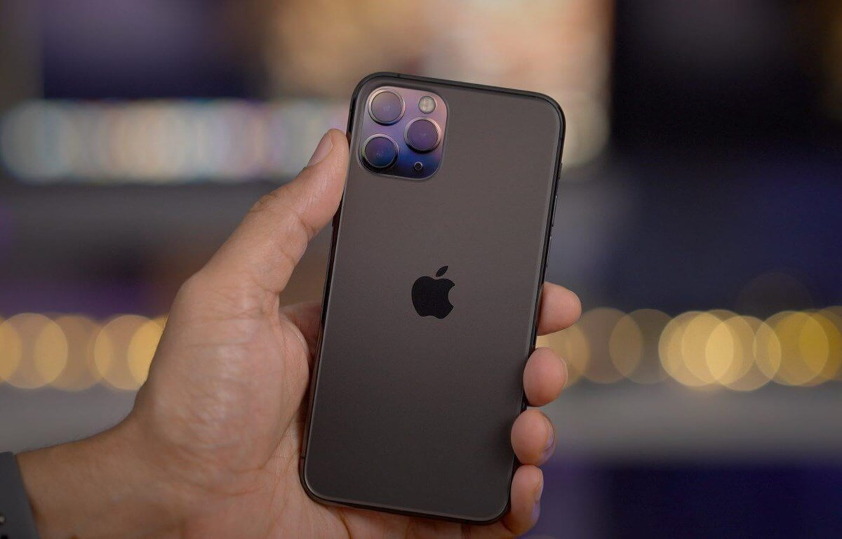 Apple thử nghiệm nút chuyển đổi ngăn iPhone 11 theo dõi vị trí