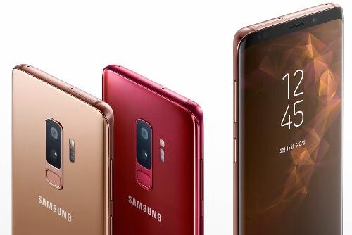 Samsung Galaxy S10 sẽ có 6 màu, bao gồm cả màu xanh lục