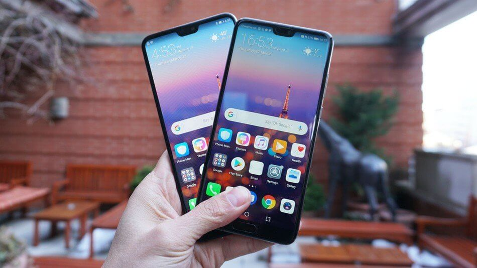 Huawei có thể sẽ vượt mặt Samsung vào năm 2020