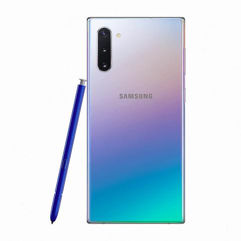 Samsung Galaxy Note 10 xách tay 1 SIM hàng Mỹ