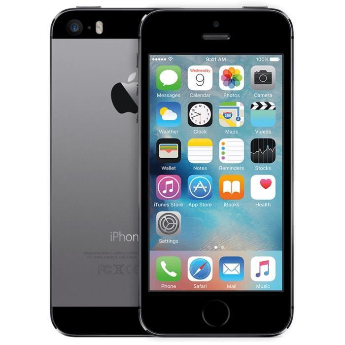 iPhone 5S 16GB - Bản Quốc Tế - Likenew 99%