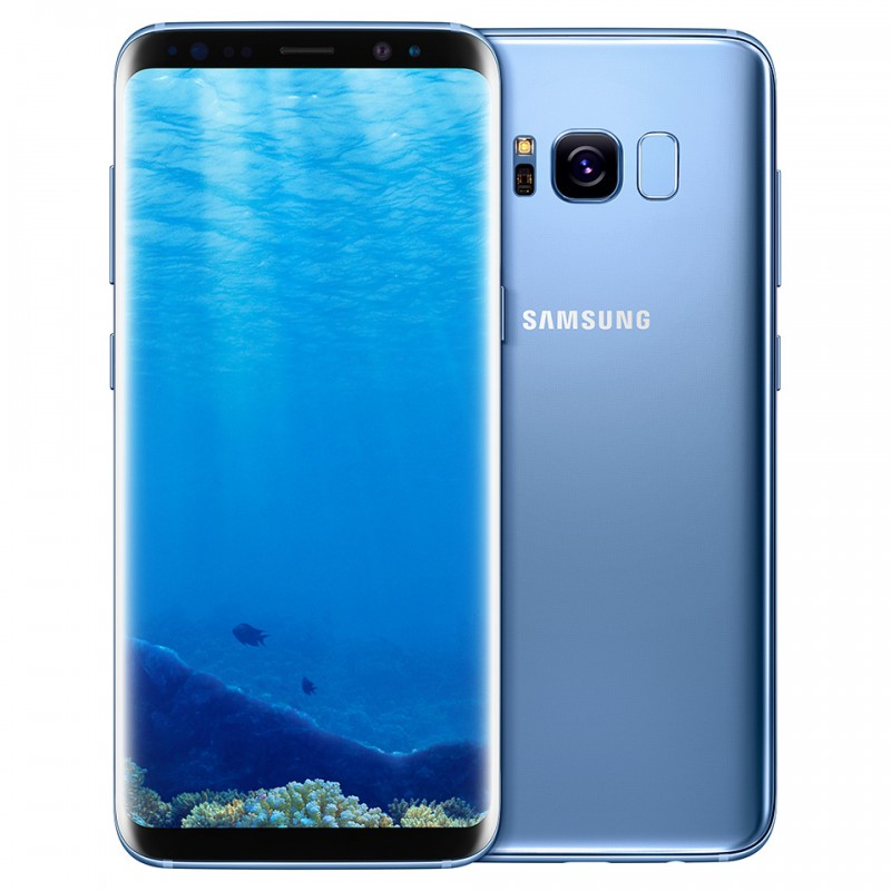 Samsung Galaxy S8 Hai SIM Like New 99%