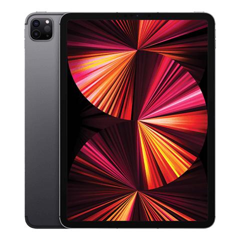 iPad Pro 11 2021 M1 Wi-Fi 128GB máy mới 100% - Tặng Bảo hành vàng