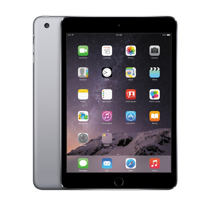 iPad Mini 3 Wi-Fi + 4G Cũ Likenew 99%