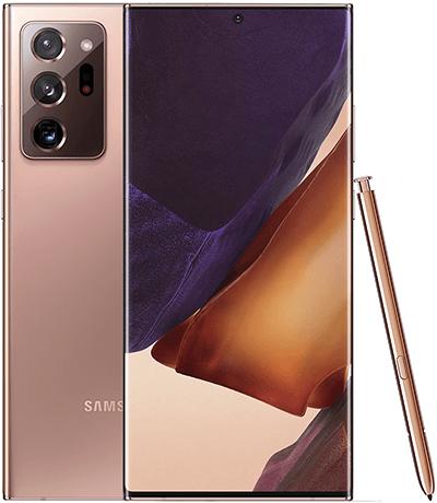Samsung Galaxy Note 20 Ultra 5G xách tay 1 SIM hàng Mỹ