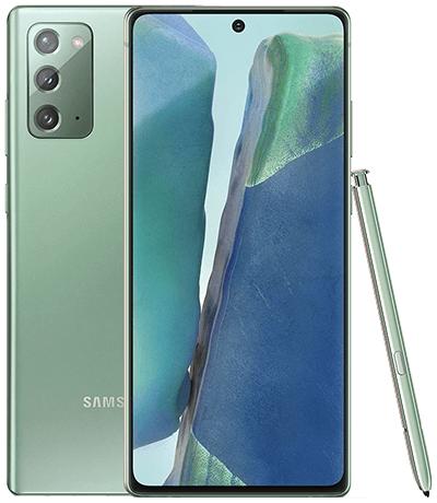 Samsung Galaxy Note 20 Công ty 2 SIM cũ 99%