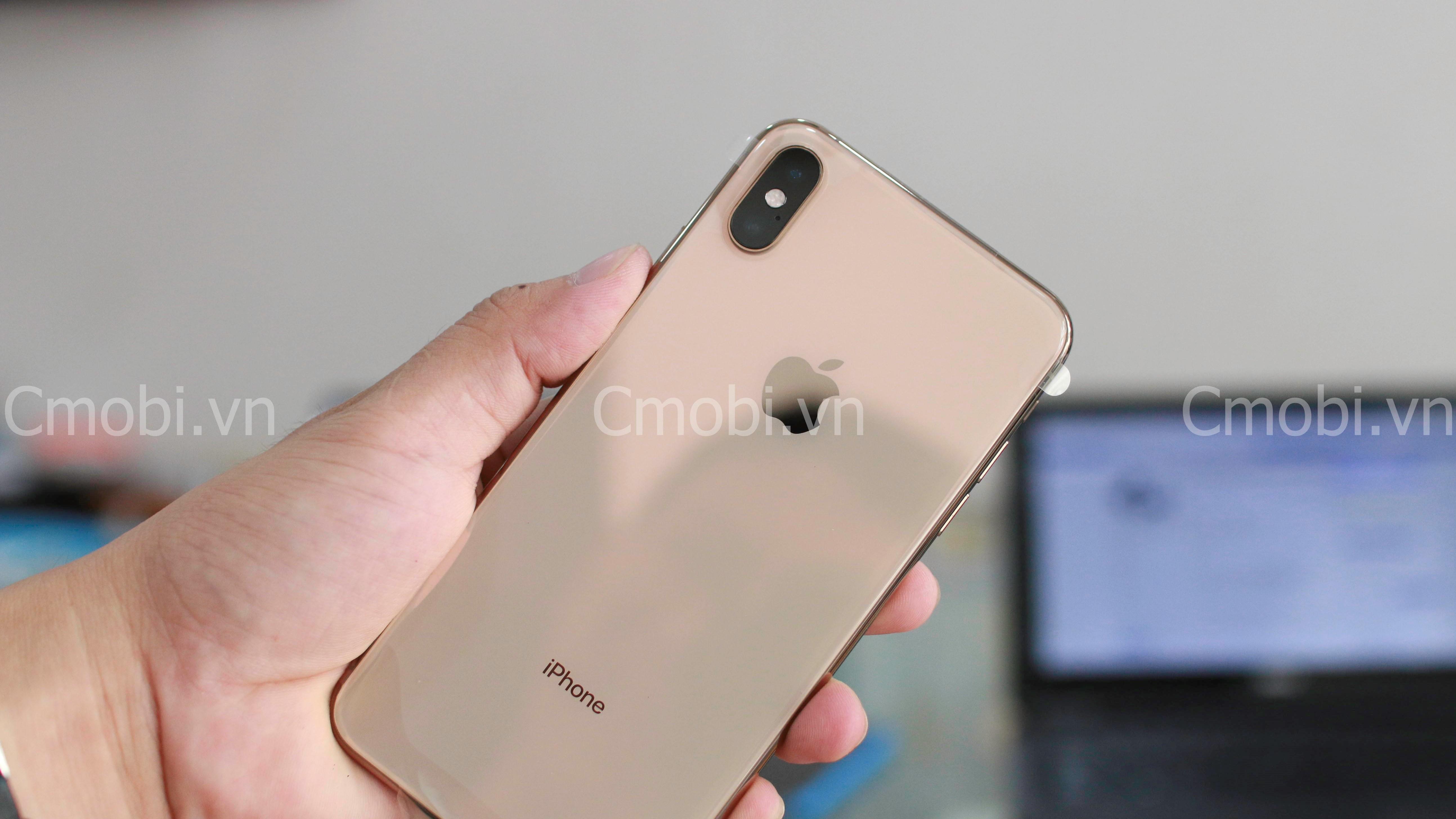 iPhone XS Max đã có hàng